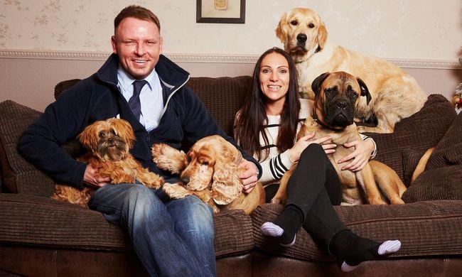 41 millióért klónoztatták a kutyájukat