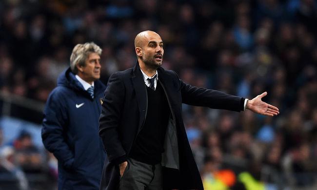 Guardiola rekordfizetést kaphat a Manchester Citynél