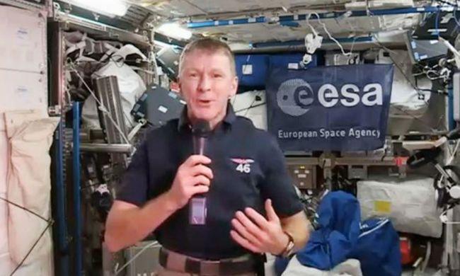Rossz számot hívott az űrből az űrhajós