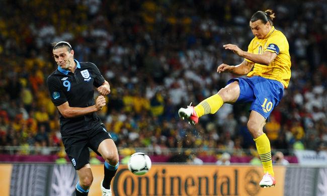 Külön weblapot kapott Zlatan Ibrahimovic összes gólja