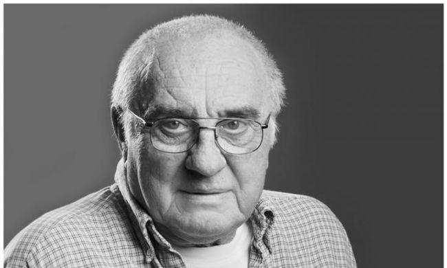 Meghalt Bősze György