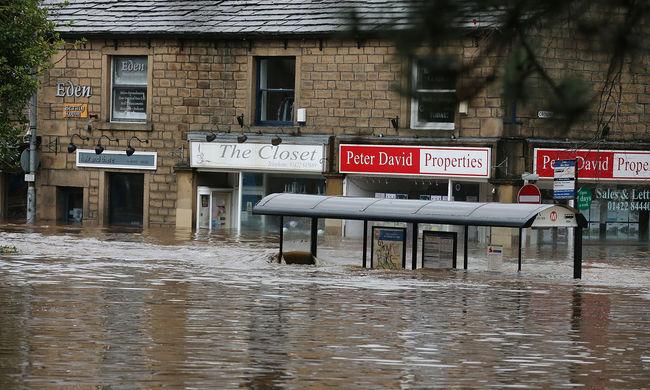 640 milliárd forintos kárt okozott az árvíz