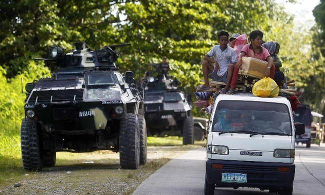 Szenteste öltek meg kilenc embert a Fülöp-szigeteken