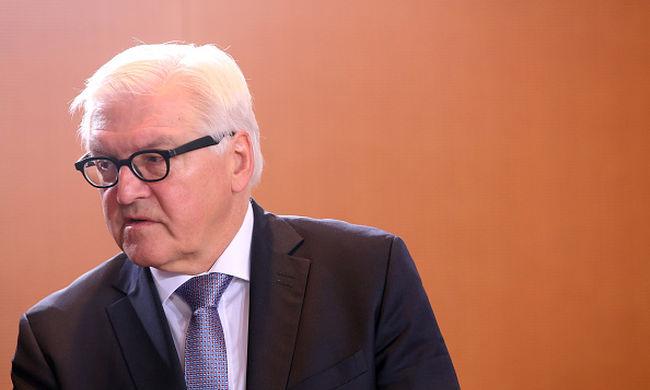 Szigorúbban kell ellenőrizni az Európai Unió külső határait a német külügyminiszter szerint