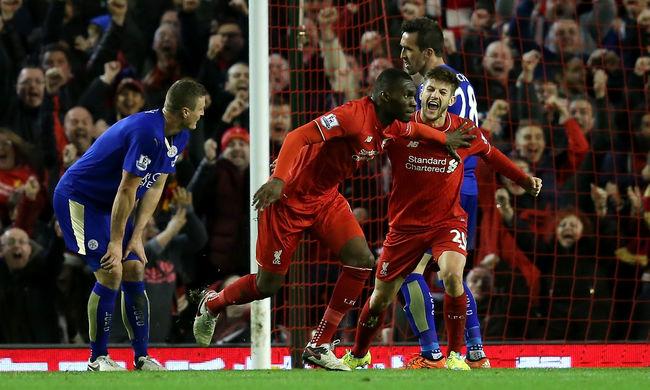 A Liverpool legyőzte az angol bajnokságot vezető Leicestert - videók
