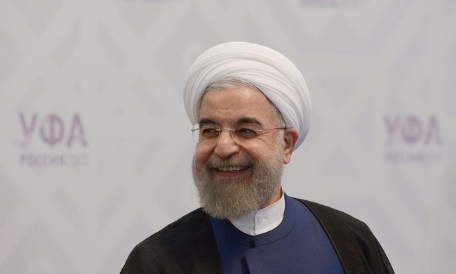 Javítana az iszlámról kialakult képen az iráni elnök
