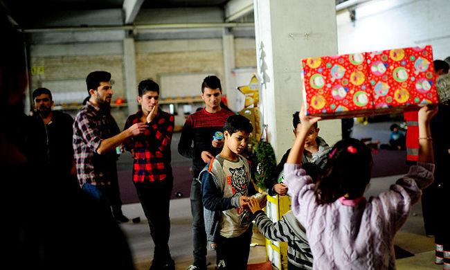 Több mint 12 ezer migráns érkezett az ünnepek alatt Németországba