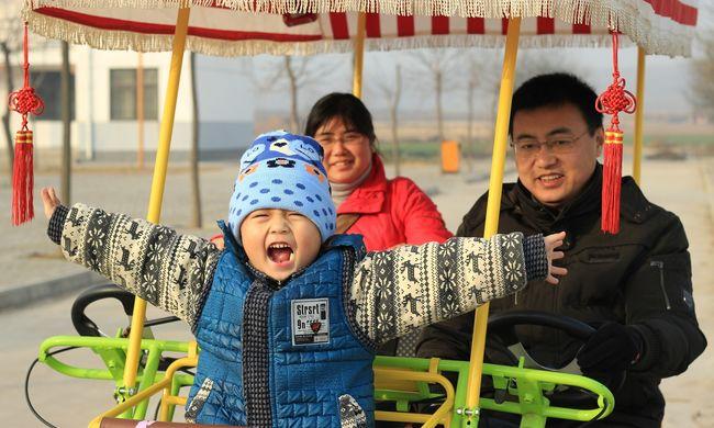 120 millió kínai: mind külföldre utazott idén