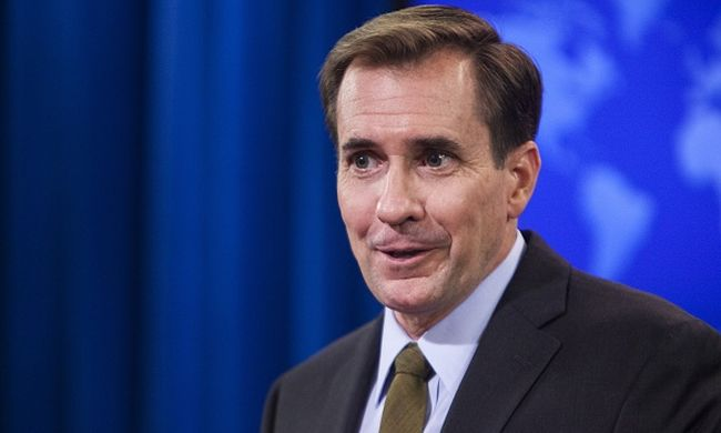 Az amerikaiak békét vittek Szíriába a külügyi szóvivő szerint
