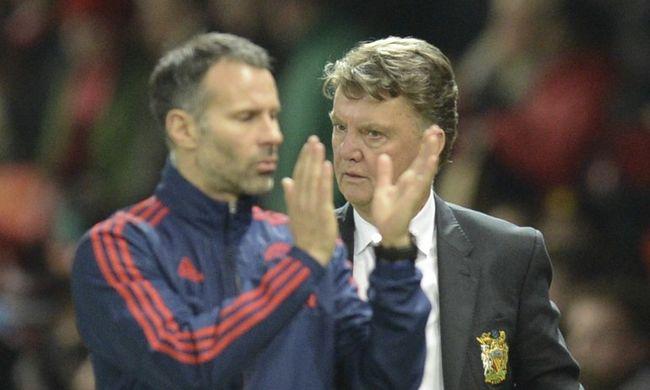 Bajban a Manchester United - megint