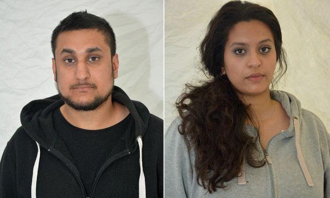 Terrortámadásra készült a pár, a robbantás előtt pár nappal fogták el őket