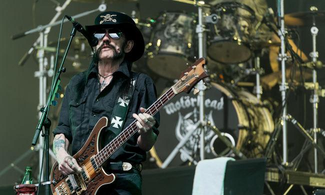 Tejet reklámozott volna Lemmy - videó