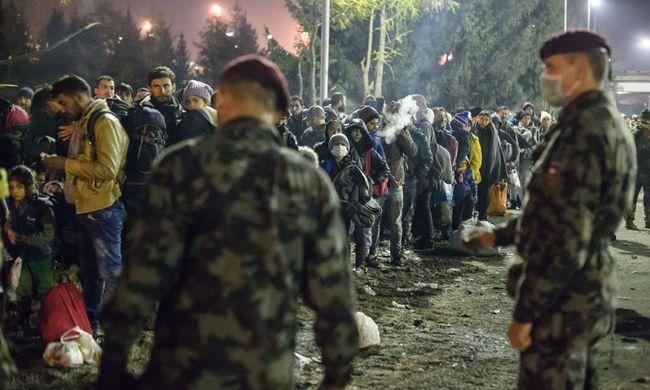 Az osztrákok többsége szerint fontos volt a balkáni útvonal lezárása