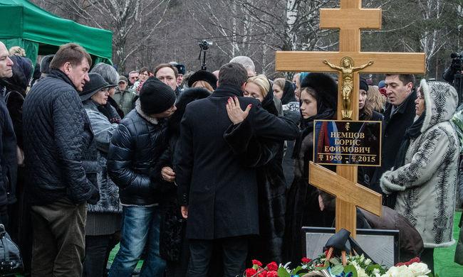 Vádat emeltek Nyemcov feltételezett gyilkosa ellen
