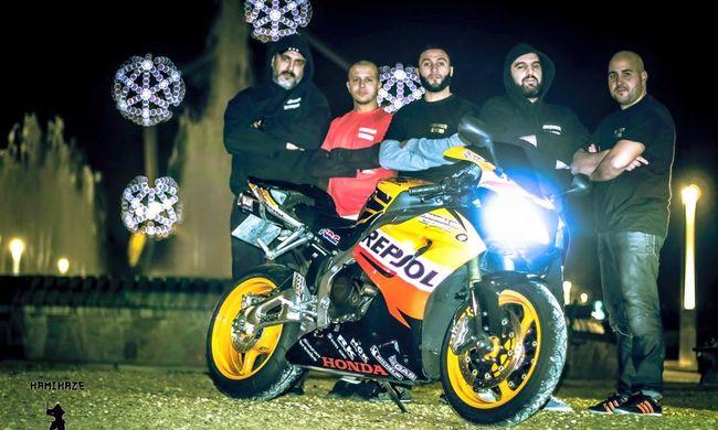 Muszlim motoros banda tagjai terveztek merényletet Belgiumban