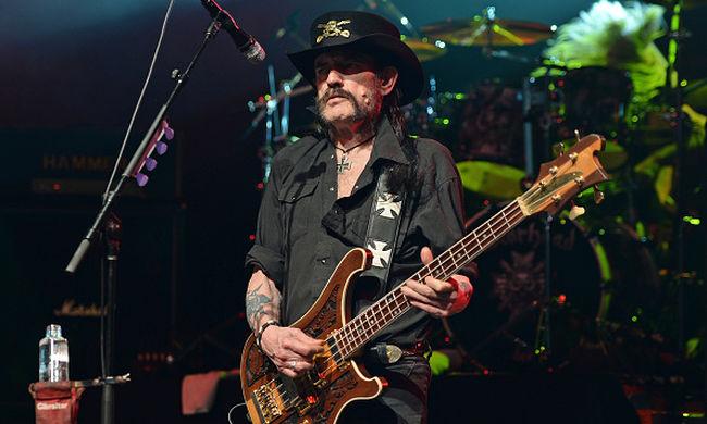 Meghalt Lemmy, a Motörhead énekese