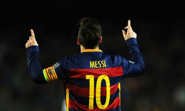 Messi 500 meccse a Barcelonában - INFOGRAFIKA