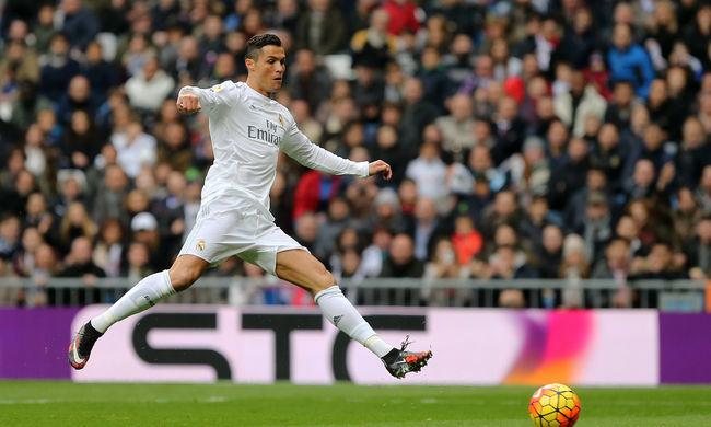 Két góllal nyert a Real Madrid - videókkal