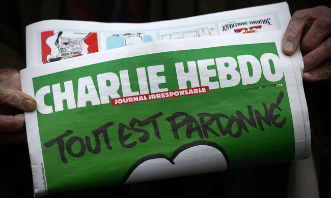 Egymillió példányban jelenik meg a Charlie Hebdo a terrortámadás évfordulójára