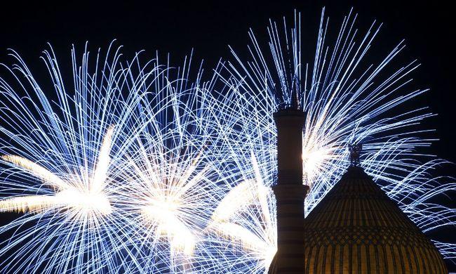 Betiltották a tűzijátékot egy német városban a migránsok miatt