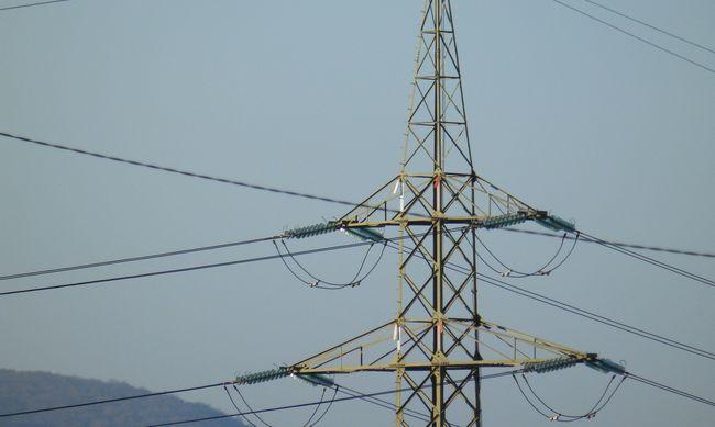 Elpusztult egy gólya, ezrek maradtak áram nélkül