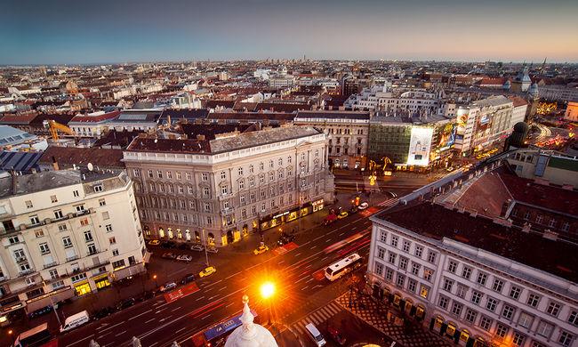 Budapest és Siófok a legnépszerűbb úti cél