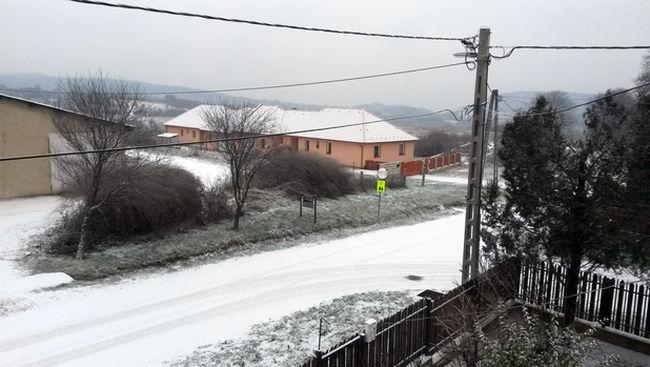 Havazott a fél országban, nagyon hideg lesz