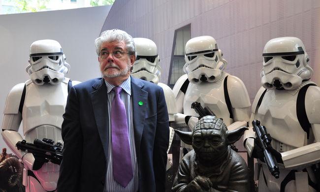 George Lucas bocsánatot kért