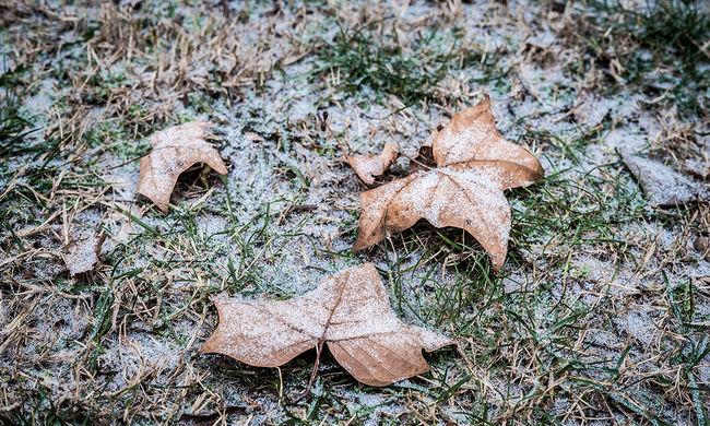 Jönnek a hideg, téli napok