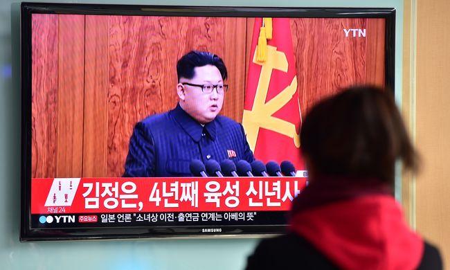 Észak-Korea a szöuli elnöki palota elleni rakétatámadással fenyeget