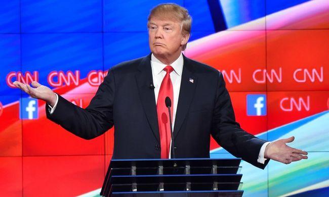 Óriási fölénnyel győzött Donald Trump Nevadában