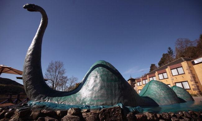 Különös maradványokat találtak a Loch Ness-i szörny keresésekor