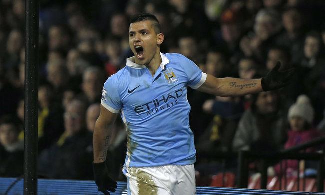 Hatalmas hajrával fordított és nyert a Manchester City - videók