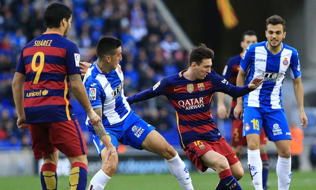 Döntetlennel kezdte az évet a Barcelona