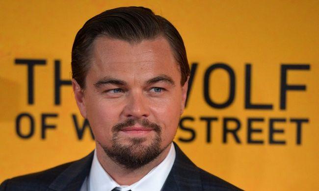 DiCaprio ad tanácsot Trumpnak, mit tegyen elnökként