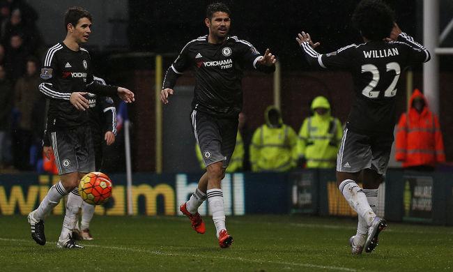 Szép gólokkal nyert a Chelsea a bajnokságban - videók