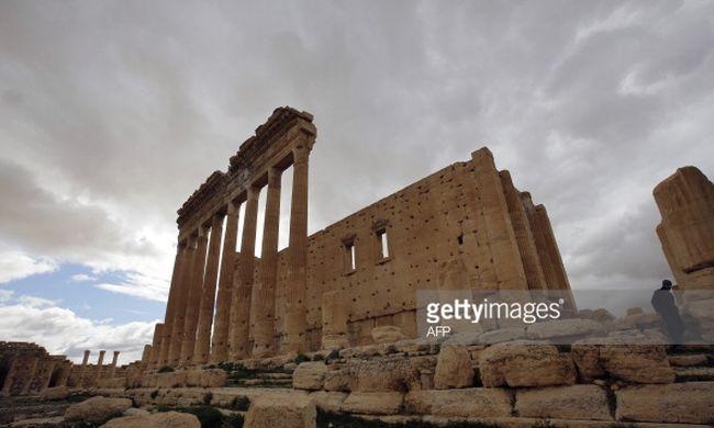 A világ legnagyobb 3D nyomtatójával készítik el a lerombolt ókori templomot