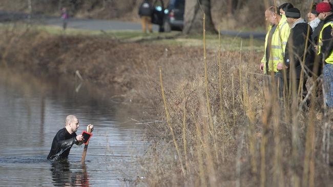 Folyóban találták meg a szilveszterkor eltűnt öt éves fiú holttestét