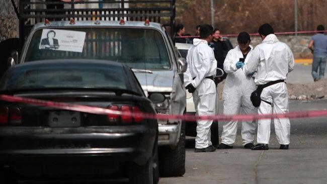 Hivatalba lépése másnapján gyilkolták meg a mexikói polgármestert