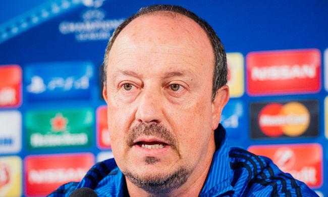 Hivatalos: Kirúgták Benítezt a Real Madridtól
