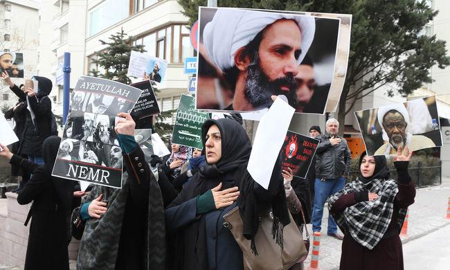 Irán: Hiba volt a síita pap kivégzése