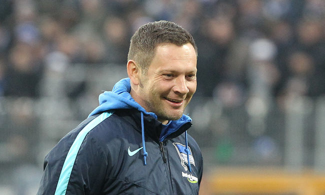 Óriási siker: Dárdai a Bundesliga legjobb edzője a német szavazás szerint