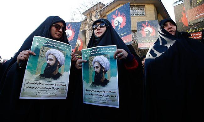 Szaúd - Arábia szerint tisztességes eljárásban ítélték halálra a síita papot