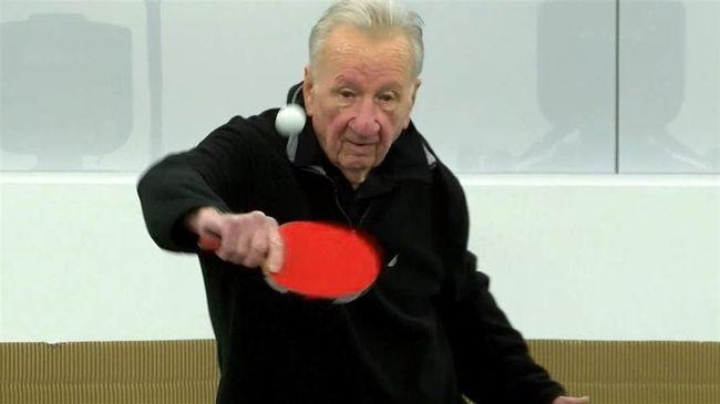93 évesen megpróbál kijutni az olimpiára