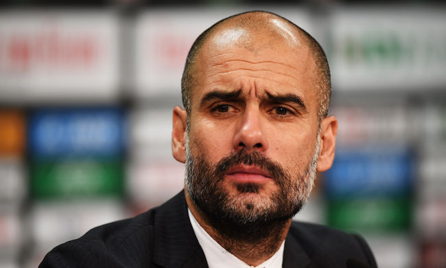 Guardiola bejelentette, hogy hol lesz edző