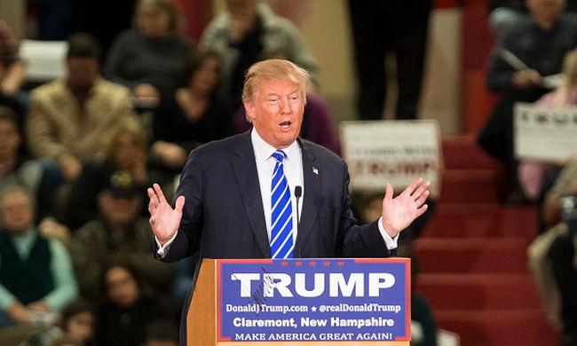 Csapdába csalták Trumpot, ezért Mussolinit idézte