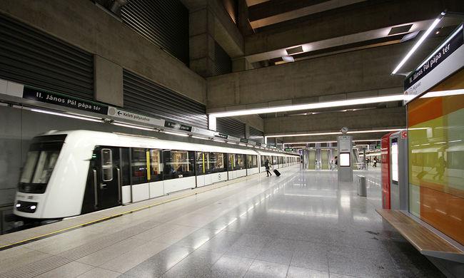 Megszüntetik a vezetőfülkét a 4-es metrón