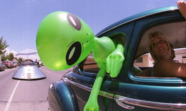 A NASA szakembere állítja: már meglátogatták a Földet az idegenek