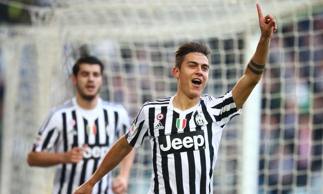 1500. meccsét nyerte a Juventus - videó