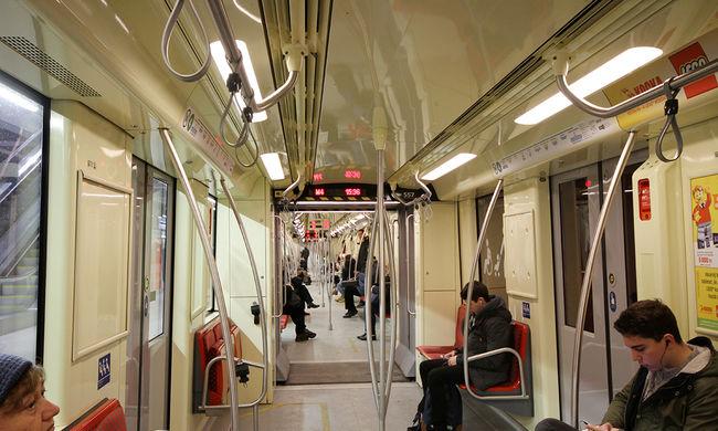 Kellemetlen hír az utasoknak: újra lezárják a 2-es metró egyik állomását